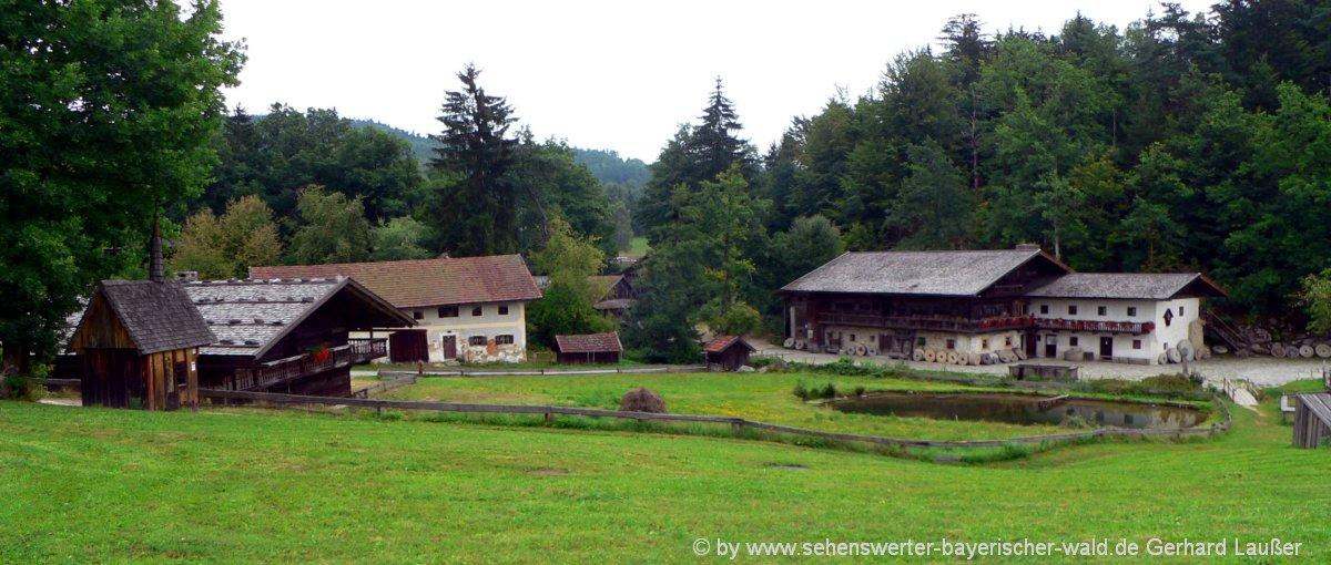 tittling-ausflugsziele-museumsdorf-niederbayern